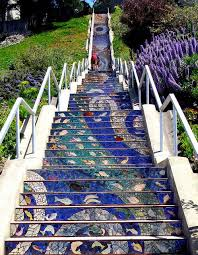 16th Avenue Tiled Steps Project by Moraga Steps Clio