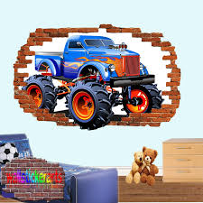 MONSTER TRUCK 3D ART WALL STICKER ROOM OFFICE NURSERY DECOR DECAL ... Monster Truck 3d Puzzle Dxf Plan Etsy Jam Empty Favor Box 4 Count Tvs Toy Throwing A 3d Parking Simulator Game App Mobile Apps Tufnc Printed Monster Truck By Mattbag Pinshape Grave Digger Illusion Desk Lamp Azbetter Drive Hill 1mobilecom Truck Model Download For Free 3 D Image Isolated On Stock Illustration 558688342 Pontiac Cgtrader Art Wall Sticker Room Office Nursery Decor Decal Inspirational Invitations Pics Of Invitation Style