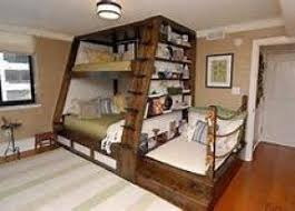 Twin Over Twin Loft Bunk Bed Foter