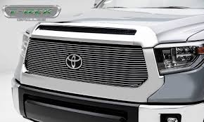 T-REX Truck Products Grille Collection For 2018 Toyota Tundra No ... 1946 Dodge Truck Grille Grilles Trucks And Cars 1224v Blue Color Car Strobe Flashing Warning 6w 3 Led Amazoncom Chevrolet Pickup Headlight Oem Style 9401 Ram Abs Plastic Mesh Front Upper Black 1937 Ford Grill The Hamb How To Install A Royalty Core Light Bar Better 197475 Travelall Grille Ih Scout Frontier Gear Guard 0207003 Auto Parts Rxspeed 02018 3500 Ranch Hand Legend Go Rhino Custom Trucks 01 02 03 04 05 06 New F F250 F350 Super Duty