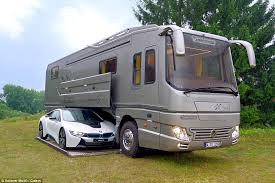 This Stunning Motorhome Is Perfect For The Super Wealthy
