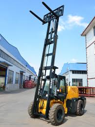 100 Industrial Lift Truck China New Forklift For SaleCumins Dieselheated