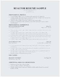 Real Estate Examples Agent Resume Sample Roddyschrock