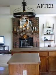hanging kitchen pot rack home design ideas and pictures