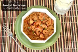 jambalaya crock pot recipe healthy crock pot jambalaya
