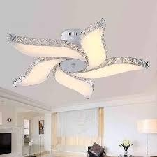 attractive living room fan light best 25 ceiling fan chandelier