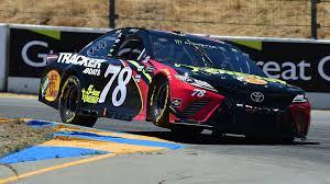100 Nascar Truck Race Results NASCAR Results At Sonoma Martin Truex Jrs Team Uses Tricky
