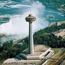 Skylon Tower Revolving Dining Room by Niagara Falls And Toronto A Canadian Adventure Group Tour By The
