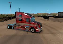 Volvo VNL 780 Red Fantasy Metallic For VNL Truck Shop By Frank ... Kenworth T908 Adapted Ats Mod American Truck Simulator Mods Euro 2 Mega Store Mod 18 Part I Scania Youtube Lvo Fh Euro 5 121 Reworked V50 Bcd Scania Race Pack Ets Mod For European Shop Volvo 30 Walmart Skin Vnl Truck Shop Other V 20 Mods American Trailers 121x For V13 Only 127 Mplates Ets2 Russian Ets2downloads