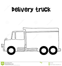 Delivery Truck With Hand Draw Stock Vector - Illustration Of Pack ... How To Draw A Truck Step By 2 Mack A Simple Art Projects For Kids To Easy Drawing Tutorials Semi Monster Refrence Coloring Really Tutorial Man Army Coloring Page Free Printable Pages Draw Dodge Ram 1500 2018 Pickup Drawing Youtube Ways With Pictures Wikihow Of Cartoon Trucks 1 Tow Truck