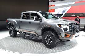 Nissan's Titan Warrior Concept Is Proof We Need More Baja-Inspired ...