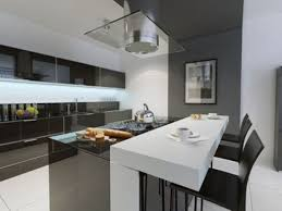 cuisine minimaliste cuisine à la déco minimaliste