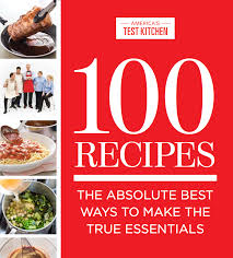 America s Test Kitchen Goes Small with 100 Essential Recipes