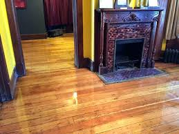 Residential Epoxy Flooring Diy Floor Clear Coat Over Hardwood Kitchen