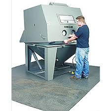 Econoline Blast Cabinet 36 1 by How Does An Abrasive Blast Cabinet Work Centerfordemocracy Org