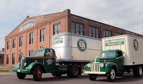 100 Old Dominion Truck NC Transportation Museum Freight Line S On