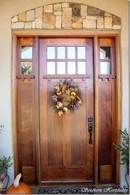 Craftsman Style Front Doors Windows Best 25 Ideas On Pinterest Exterior Entry Beautiful Old Door For