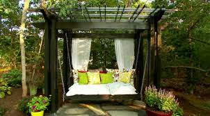 Pergola : Beautiful Pergola Ideas For Backyard Beautiful Swing Bed ... Pergola Small Yard Design With Pretty Garden And Half Round Backyards Beautiful Ideas Front Inspiration 90 Decorating Of More Backyard Pools Pool Designs For 2017 Best 25 Backyard Pools Ideas On Pinterest Baby Shower Images Handycraft Decoration The Extensive Image New Landscaping Pergola Exterior A Patio Landscape Page