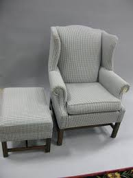 Used Ethan Allen Wingback Chairs by Auction Catalog Nadeau U0027s Auction Gallery