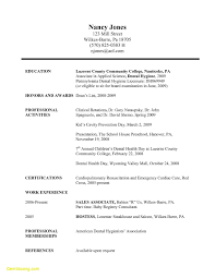 100 Dental Assistant Resume Templates Dentist Sample Pdf New