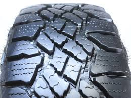 Used Goodyear Wrangler Duratrac, 275/60R20, 115S 1 Tire For Sale #504644