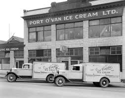 Port O'Van [Ice Cream Limited -