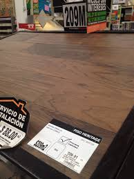 Piso madera home depot PISO