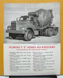 1964 Diamond T Truck Model P4360 P5360 Sales Folder And Specifications 5 Reasons To Use Alinum Diamond Plate On Your Truck Bed Body Builders Photos Sundakatte Bangalore C 48hdt Low Profile Tilt Trailer News Trucks 1983 Reo Concrete Mixer Truck Item H6008 Sold M Equipment Sales Llc Completed 20 Extreme Duty Hauler T Fire Huggy Bears Consignments Appraisals Ace 44 Hi Skateboard Blackdiamond Blue V1 Free Shipping Kalida Ohios Most Diversified Classic 6x6 Wrecker Tow Recovery Pinterest