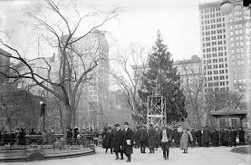 Bethlehem Lights Christmas Trees Troubleshooting by 104 Years Ago The Nation U0027s First Public Christmas Tree Went Up In