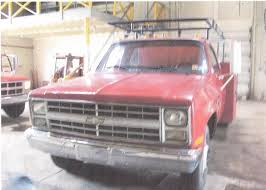 1985 CHEVY UTILITY TRUCK - For Sale - Cars & Trucks - Paper Shop ...