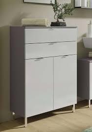 monson badezimmer kommode graphit weiß günstig möbel küchen büromöbel kaufen froschkönig24