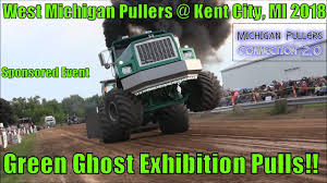 100 Valley Truck Parts Green Ghost Exhibition Pulls West Michigan