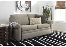 Havertys Furniture Leather Sleeper Sofa by Sleepers Havertys