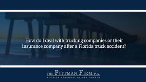 How Do I Deal With Trucking Companies Or Their Insurance Company ... Ffe Home Indian River Transport Oversize Trucking Permits Trucking For Heavy Haul Or Oversize Shortage Of Drivers May Weigh On Earnings Companies Wsj Truck Trailer Express Freight Logistic Diesel Mack Chickadee Llc Florida Transphos Homeslider_30yrsjpg Comcar Industries Inc