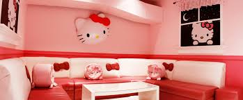 Get The Charming Space At Your Home With Hello Kitty Bedroom