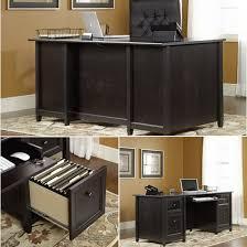 Sauder Executive Desk Staples by Sauder Edge Water Executive Desk 409042 Free Shipping