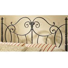 Wrought Iron King Headboard by Furniture Vintage Black Iron Headboards For Traditional Libedroom