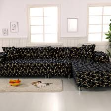 Living Room Furniture Covers by Popular Sofa Covers Black Buy Cheap Sofa Covers Black Lots From