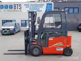 100 Electric Truck For Sale Used Heli CPD25GD2 G 25 Tonns El Truck Electric Forklift