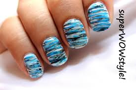 Cool Blue * Fanning Brush Easy Nail Designs For Beginners - YouTube Emejing Easy Nail Designs You Can Do At Home Photos Decorating Best 25 Art At Home Ideas On Pinterest Diy Nails Cute Ideas Purpleail How It Arts For Small How You Can Do It Pictures Diy Nail Luxury Art Design Steps Beginners 21 Valentines Day Pink Toothpick 5 Using Only A To Gallery Interior Image Collections And Sharpieil