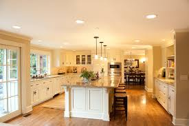 home design kitchen island blueprints with ceiling lighting