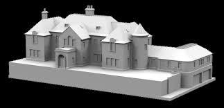 100 Robinson Architects New House Eaglesham Thomas