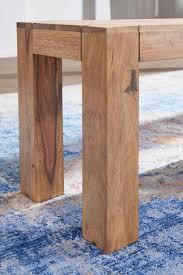 finebuy esszimmer sitzbank massiv holz akazie 180 x 45 x 35 cm holz bank natur produkt küchenbank im landhaus stil