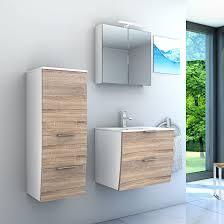 waschtische badmöbel set gently 1 v2 r weiß eiche hell
