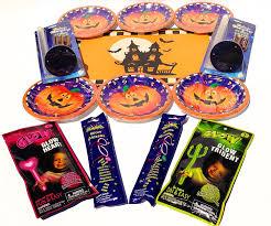 Fiber Optic Pumpkin Decorations by Halloween Party Kit Halloween Wikii