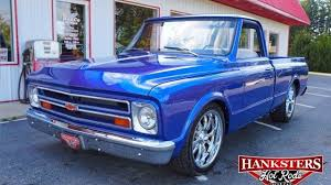 1967 Chevrolet C/K Trucks Classics For Sale - Classics On Autotrader Chevrolet C10 For Sale Hemmings Motor News 1961 Chevy Pick Up Truck Restomod For Trucks Just Pin By Lkin On Nation Pinterest Classic Chevy 1966 Gateway Cars 5087 Read All About This Fully Stored 1968 Pickup Truck Rides Magazine 1972 On Second Thought Hot Rod Network 1967 Stepside Chevy C10 Making The Most Of Life In A Speedhunters 1984 14yearold Creates His Own