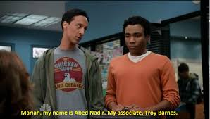 Community-troy-and-abed | Tumblr Yvette Gifs Search Find Make Share Gfycat Danny Pudi On Community Chevy Chase And Babies Filmtvgames Troy Meets Levar Burton Youtube Image Weirdest Bonerjpg Wiki Fandom Powered By Wikia Firefly Community Barnes Im Rewatching It Because Its Now This Is A Fight We Are Fighting Britta Abed Images Hd Wallpaper Background Photos 29857678 Troy Britta Dating Like Tvcom Facebook The 10 Best Episodes Of Turedculprits Categoryseason 2 Dean Pelton Hashtag Images Tumblr Gramunion Explorer
