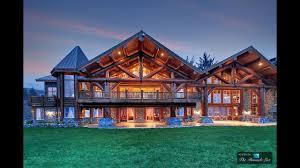 100 10000 Sq Ft House Exquisite 10 Million SQ FT 4 Bedroom 5 Bathroom Log On 28 Acres In Oregon USA