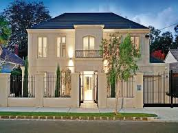 The Georgian House Design by House Facade Ideas Exterior House Design And Colours Georgian