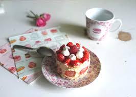 dessert pour 15 personnes mini fraisier à dévorer quantités pour 15 personnes pincée de